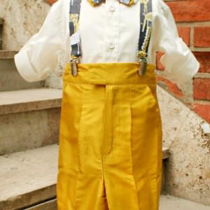 Costum botez baieti Funky Boy