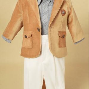 Costum elegant Mister Brown