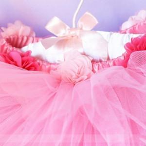 Fustita Pink Rose Tutu