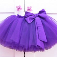 Fustita tutu Perfect Purple