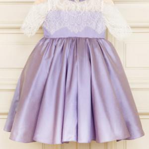 Rochie fete lux Vintage Lavender