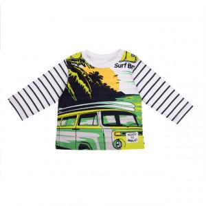 Bluza multicolora Babybol 10456