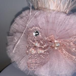 Lumanare botez Pinkie Dream