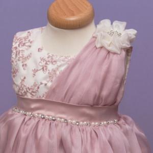 Rochite botez Pink Veil