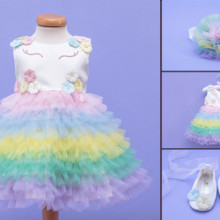 Set botez 3 piese Mommys Little Unicorn