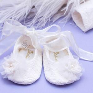 Set botez ivoire Innocence
