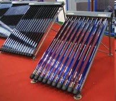 Poze Panouri solare cu 20 tuburi vidate Westech Solar