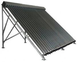 Poze Panouri solare cu 20 tuburi vidate Westech Solar Model 2011