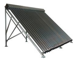 Poze Panouri solare cu 30 tuburi vidate Westech Solar Model 2011