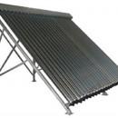 Panouri solare cu 20 tuburi vidate Westech Solar Model 2011