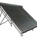 Panouri solare cu 30 tuburi vidate Westech Solar Model 2011