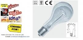 Poze Bec 500W E40; Bec incandescent 230V 500W;bec industrial 500W, lampa incandescenta 500W; LEI 230V 500W