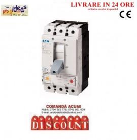 Poze Intrerupator automat USOL 200A Eaton Moeller, tip LZMC2-A200-I, cod 111939, intrerupator automat 380V, USOL 200A, USOL 400V, Declansator USOL, declansator reglabil  suprasarcina 160A -200A, Intrerupator automat 200A,3P,36kA, cod:LZMC2-A200-I