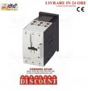 Contactor DILM80 220V 50HZ,230V 60HZ Contactor 80 A, 37 KW / 400V AC3 Tensiune bobina 220V AC, Moeller Eaton, 239402