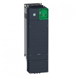 Convertizor de frecventa SCHNEIDER ELECTRIC ATV340D55N4E, 55KW, curent nominal 145A, Ethernet, module optionale, alimentare trifazata