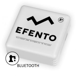 Numărător de impulsuri contor electric cu funcție data logger EFENTO BLE/NB IoT-PE, Bluetooth sau NB IoT, memorie 60000 de înregistrări, alimentare cu baterii