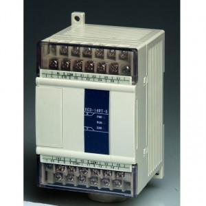 PLC XINJE XC3-14RT-C 8DI/6DO, tranzistor, releu, alimentare 24VDC