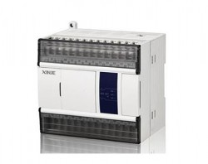 PLC XINJE XD3-24RT-C, 14DI/10DO, iesiri tranzistor si releu, alimentare 24VDC