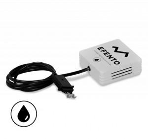 Senzor detecție inundație cu sondă EFENTO BLE-L, Bluetooth, data logger memorie 60000 de înregistrări, alimentare cu baterii