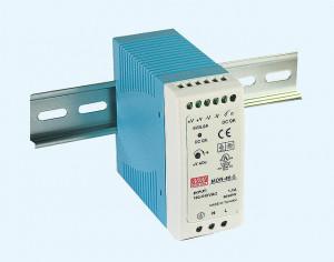 Sursa de alimentare MEAN WELL MDR-40-12, iesire 12V, 3.33A, 40W, montaj pe sina DIN