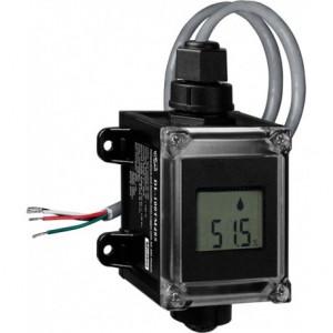 Traductor ICPDAS DL-100TM485, masurare temperatura si umiditate, logger, IP66, RS485, alimentare 10-30 VDC