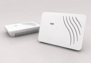 Traductor SYSINNO TECHNOLOGY iAeris23RW 6 in 1, masurare calitate aer, WiFi, RS485