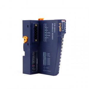 Unitate centrale modul I/O ODOT CN-8011, protocol MODBUS RTU/ASCII, suporta maxim 32 extensii, alimentare 24VDC