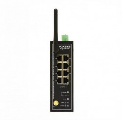 WiFi Access Point ACKSYS Wlg-SWITCH, Ethernet POE, bridge, repetor, Access Point