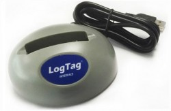 Suport conectare la PC (RS-232 sau USB) pentru data logger LogTag Recorders