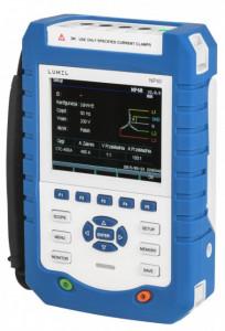 Analizor portabil rețea electrică LUMEL NP40, măsurare parametri rețele trifazate și monofazate, maxim 1000A, memorie 8GB, ETHERNET, USB