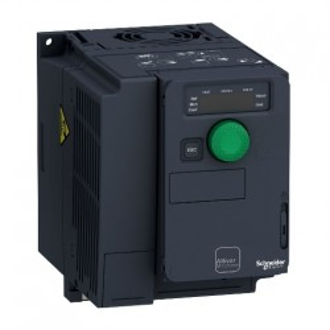 Convertizor de frecventa SCHNEIDER ELECTRIC ATV320U15N4C, 1.5KW, curent nominal 4.1A, alimentare trifazata