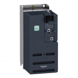 Convertizor de frecventa SCHNEIDER ELECTRIC ATV340D15N4, 15KW, curent nominal 39A, module optionale, alimentare trifazata