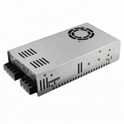 Convertor DC-DC MEAN WELL SD-500H-12, intrare 72 - 144VDC, iesire 12VDC, 40A, 480W