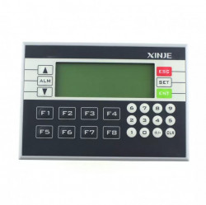 "HMI touch screen XINJE MP330-S, afisaj 3.7"", monocrom, 26 taste, RS485"