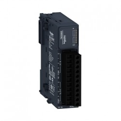Modul extensie SCHNEIDER ELECTRIC TM3DM8R, 4DI/4DO, iesiri releu NO