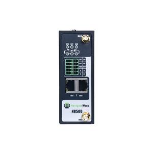 Router 4G industrial DUAL SIM NavigateWorx NR500-S4G A502433, Acces Point industrial, 2 porturi Ethernet, 1 port RS232, 1 port RS485, 2DI/2DO, alimentare 9 - 48VDC