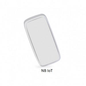 Senzor temperatură, umiditate wireless EFENTO NB-IoT-TH, transmisie date prin NB IoT, data logger memorie 60000 de înregistrări, alimentat cu baterii