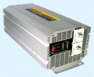 Convertor DC/AC MEAN WELL A301/302-2K5-F3, iesire sinusoidala modificata, 2500W