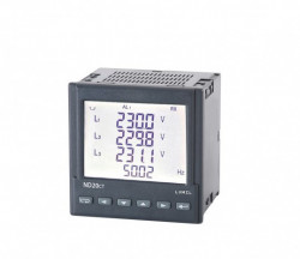 Analizor retea electrica LUMEL ND20CT, masurare parametri retele trifazate, iesire analogica