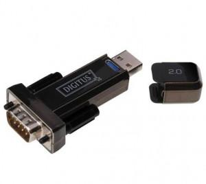 Convertor USB-Serial pentru programare PLC XINJE