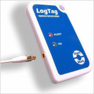 Data logger de temperatură LogTag Recorders TREX-8 cu sondă externă, memorie 8000 înregistrări