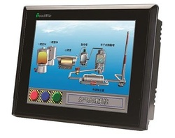 "HMI touch screen XINJE TG865-ET, 8"", Ethernet"