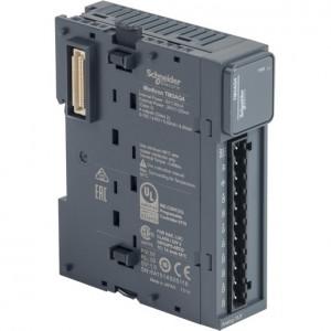 Modul extensie SCHNEIDER ELECTRIC TM3AQ4, 4AO, tensiune sau curent