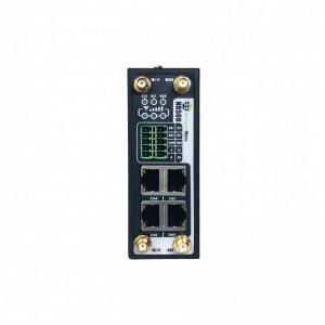 Router 4G industrial DUAL SIM NavigateWorx NR500-S4G PRO A504733, Access Point industrial, 4 porturi Ethernet, aGPS, 1 port RS232, 1 port RS485, 2DI/2DO, alimentare 9 - 48VDC