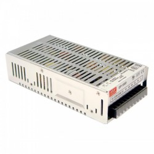 Sursa de alimentare MEAN WELL QP-100-3D, iesiri 5V/8A, 3.3V/8A, 24V/1.3A, -12V/0.6A, 104W