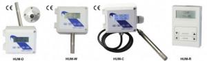 Traductor TEMCO CONTROLS HUM, masurare temperatura/umiditate -30~70°C/0~100% RH