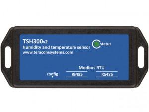 Traductor TERACOM TSH300, masurare temperatura si umiditate, protocol MODBUS RTU, interfata RS485