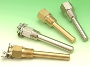 Teaca alama TEMCO CONTROLS WL-H-B, tip Honeywell, 100mmx6mm pentru termistori