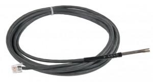 Senzor de temperatura HWG Temp-1Wire-Outdoor, protectie IP67, lungime cablu 3m