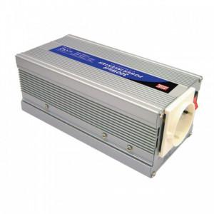 Convertor DC/AC mEAN WELL A301/302-300-F3, iesire sinusoidala modificata, 300W